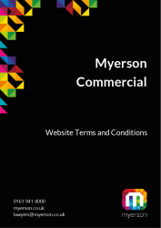 Myerson Guide Website Terms Conditions