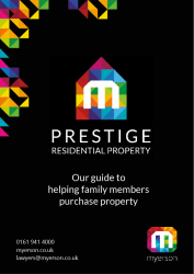 Myerson prestige Guide to Helping Family Purchase Property