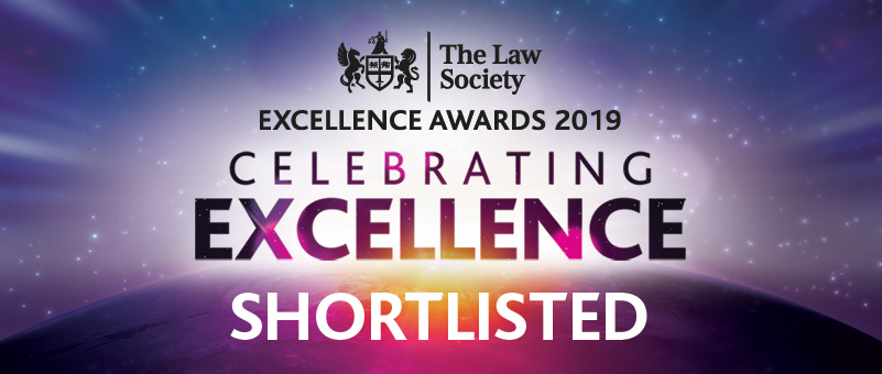 The Law Society Excellence Awards 2019: Medium Law Firm of the Year
