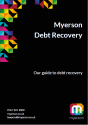 Debt Recovery Guide Cover