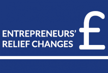 Entrepreneurs' Relief Changes - Are you at risk by holding Alphabet Shares?
